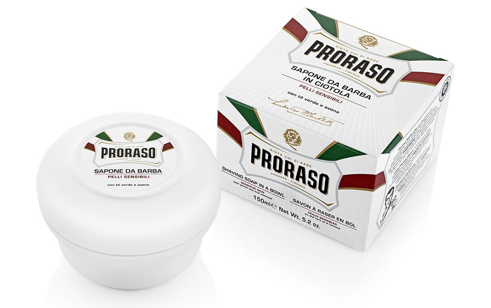 Proraso Sensitive Shave Soap Jar