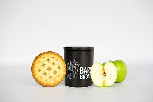 Bare Bros Co Candle Hot Apple Pie