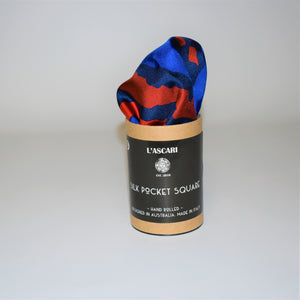 Lascari Pocket Square #5