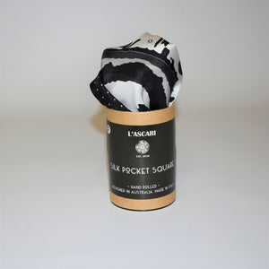 Lascari Pocket Square #3