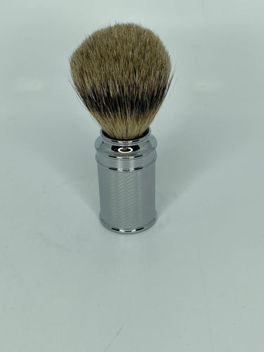 Muhle Silver Tip Badger Bristle Shaving Brush