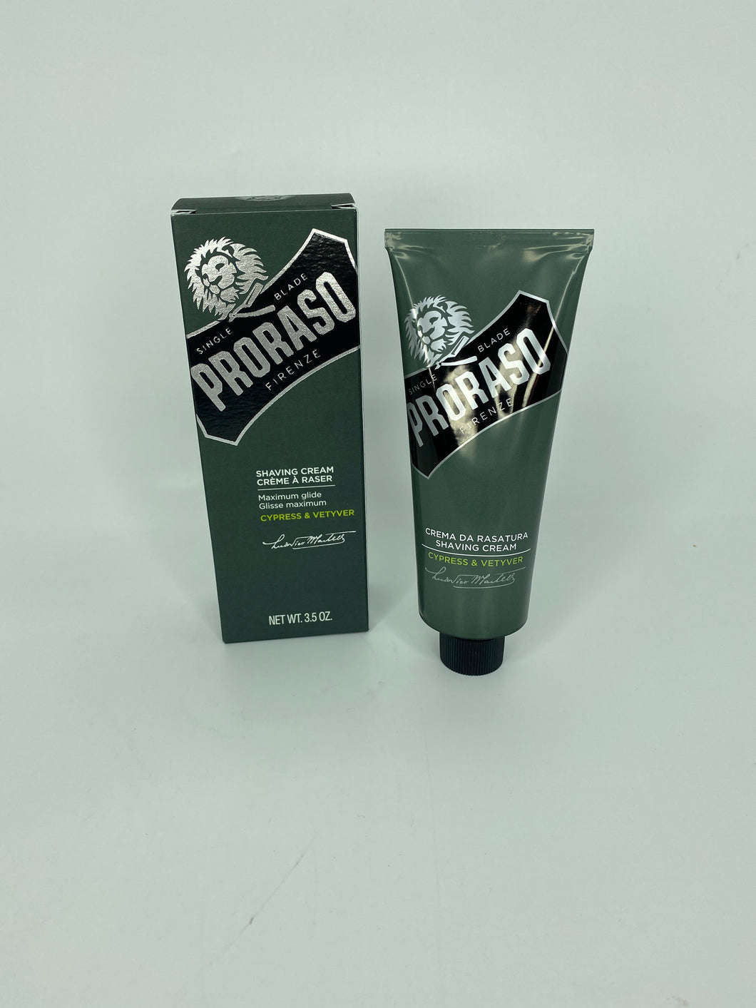 Proraso Cypress & Vetyver Shaving Cream