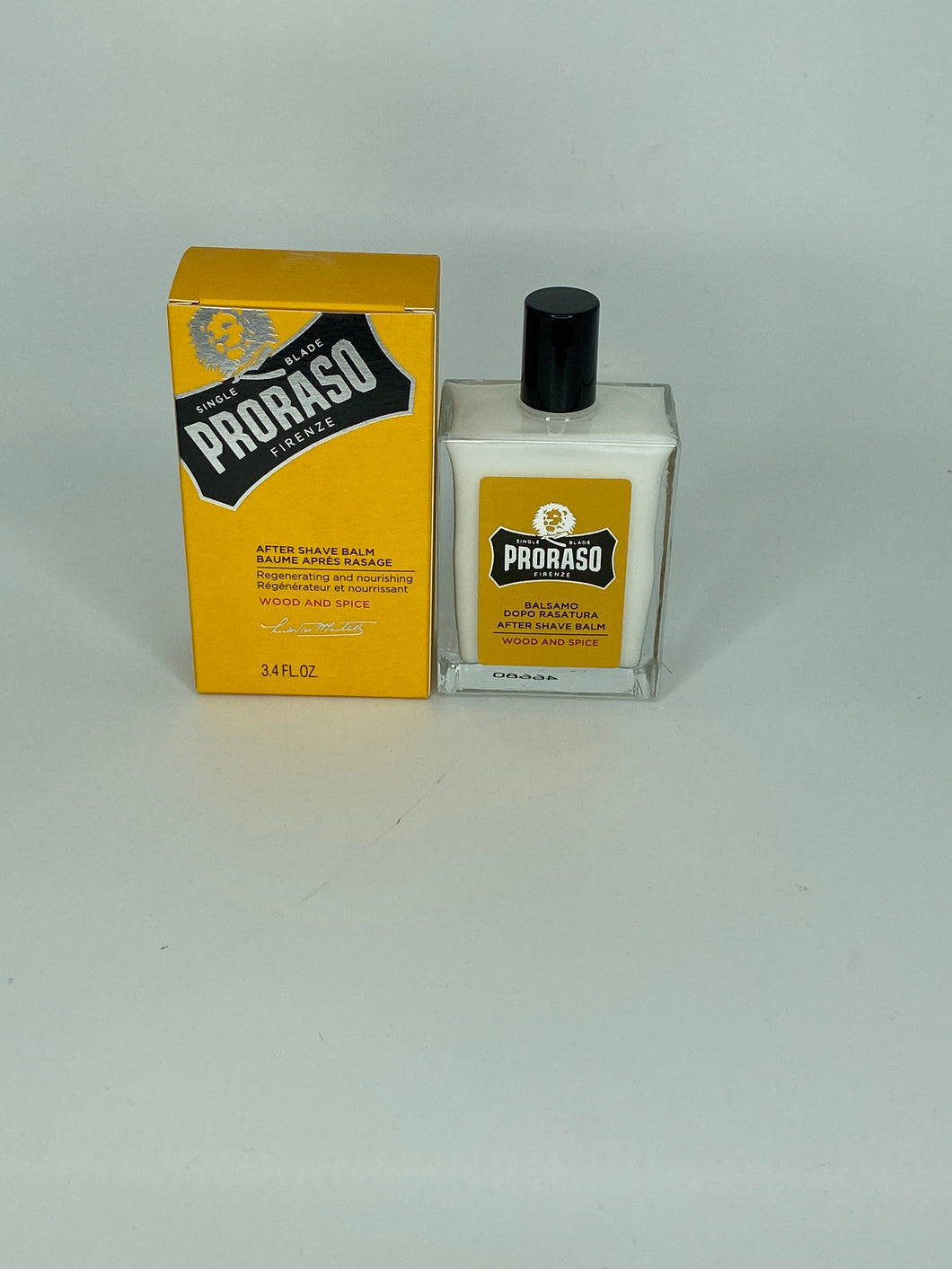 Proraso Wood Spice After Shave Balm