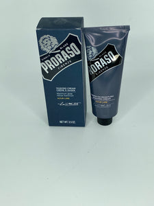 Proraso Azur Lime Shaving Cream Tube