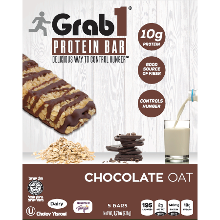 Chocolate Oat 20 Bars
