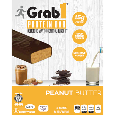 Peanut Butter 20 Bars