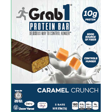 Caramel Crunch 20 Bars