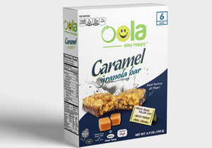 Caramel 72 bars/case