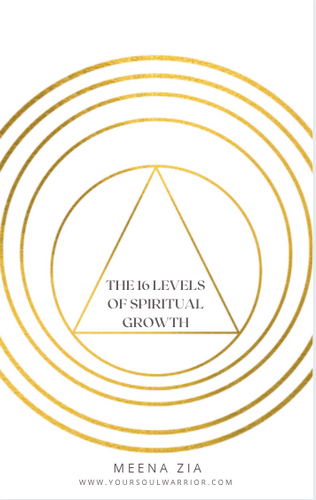 The 16 Levels of Spiritual Growth