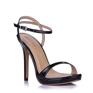 Sexy Party Ankle Strap Stiletto