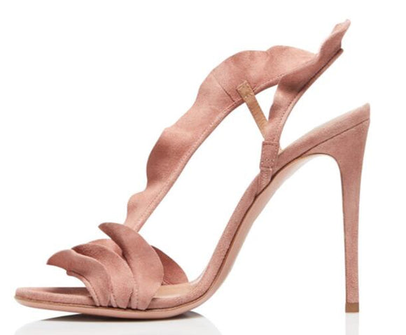 Elastic Band Stiletto