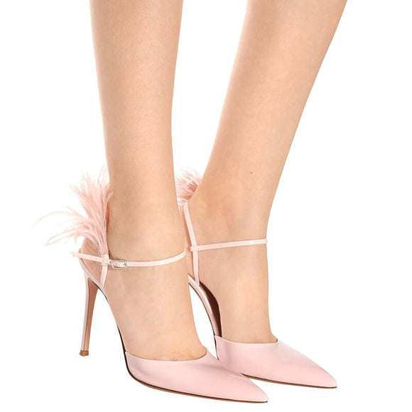 Silk Luxury Pointed Toe