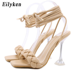 Ladies Sandals Open Toe Shoes