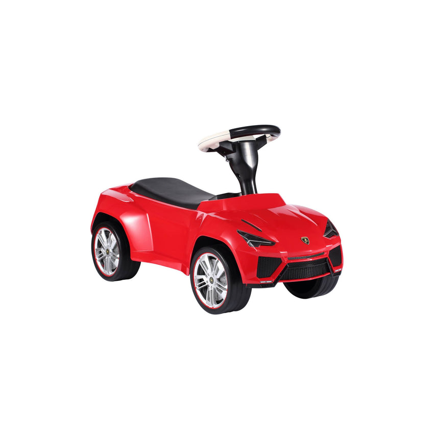 Rastar Lamborghini Urus Push Along Foot to Floor Ride on for Kids - Red
