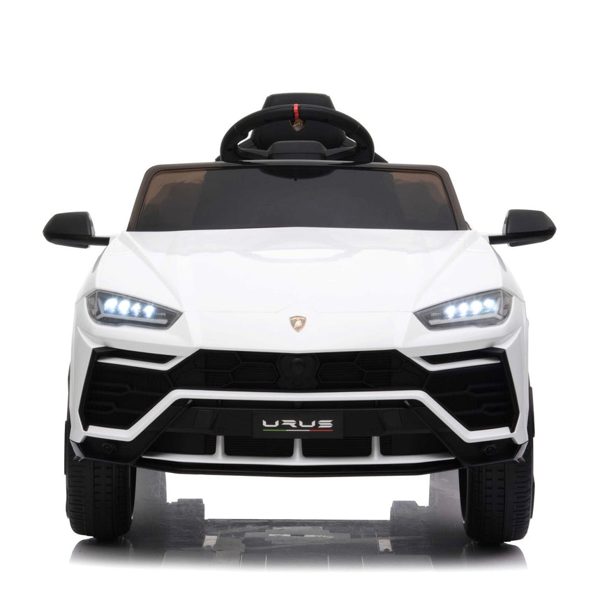 Licensed Lamborghini Urus 12V Ride On Children's Electric SUV - White