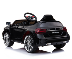 12V Kids Ride On Car Electric Licensed Mercedes Benz AMG GLA45 - Black