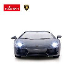 Rastar RC 1:14 Lamborghini Aventador LP700-4 Kids Remote Control Toy Car - Grey