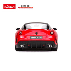 Rastar RC 1:14 Ferrari 599 GTO Kids Remote Control Toy Car - Red
