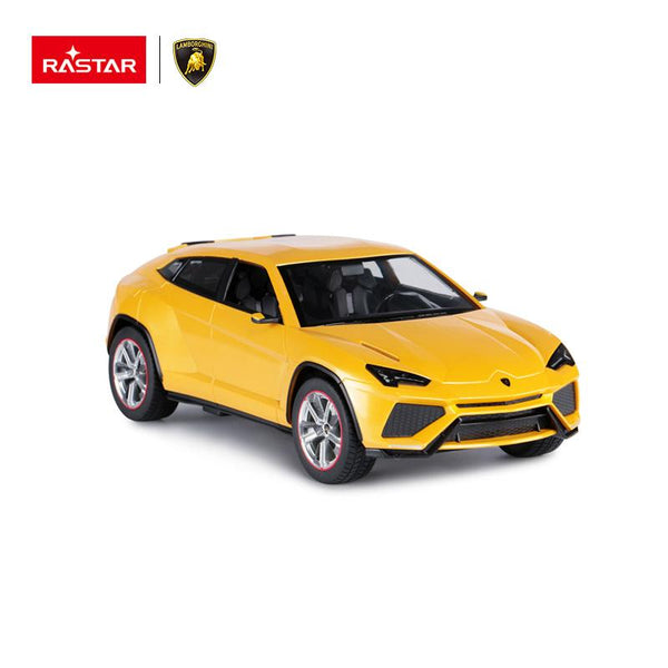 Rastar RC 1:14 Lamborghini Urus Kids Remote Control Toy Car - Yellow