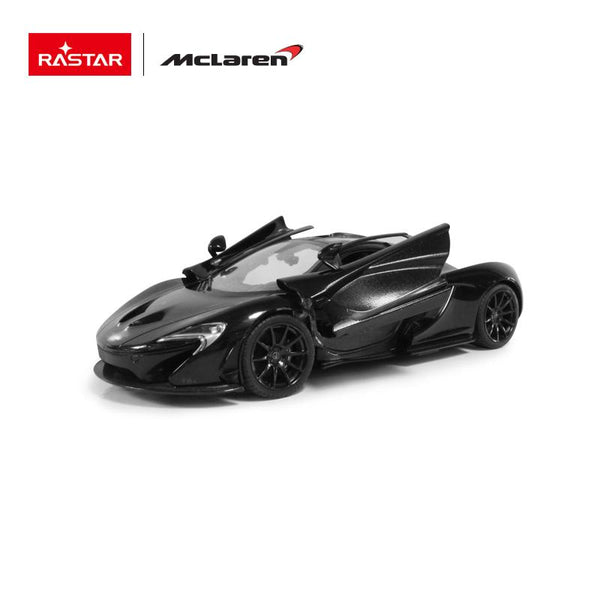 RC 1:14 Mclaren P1 Kids Remote Control Toy Car - Black