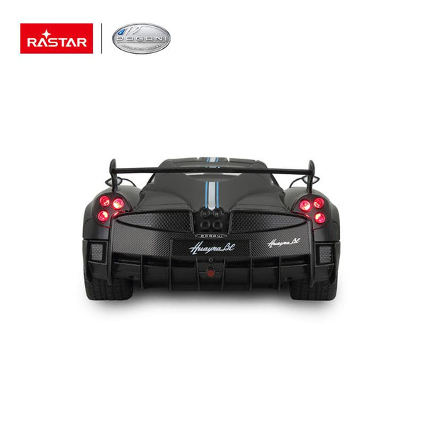 Rastar RC 1:14 Pagani Huayra BC Kids Remote Control Toy Car - Black