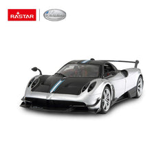 Rastar RC 1:14 Pagani Huayra BC Kids Remote Control Toy Car - White