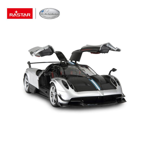 RC 1:14 Pagani Huayra BC Kids Remote Control Toy Car - White