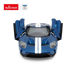 RC 1:14 Ford GT Kids Remote Control Toy Car - Blue