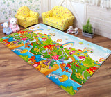 Reversible Dwinguler Playmat - Dino Land