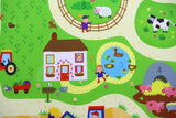 Tapis de jeu Baby Care - Baby Care Playmats (French Edition)