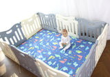 Baby Care FunZone Play Room - Melange Grey