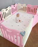 Baby Care Fun Zone Playroom - Pink