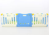 Baby Care FunZone Playpen - Sky Blue kids playpen