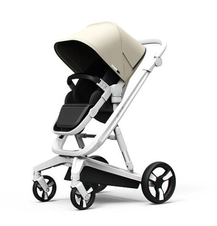 Milkbe Self-Stopping Lullaby Stroller