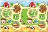 Baby Care Play mat - Busy Farm - Medium Front