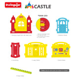 Dwinguler Castle Play Room Playpen - Extension Kit