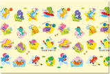Baby Care Play mat - Dino Sports - Medium Back