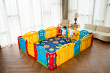 Dwinguler Castle Playpen Extension Kit - Easy to Assemble Kids Playpen