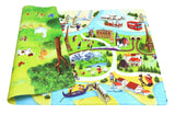 Non Toxic Dwinguler Playmat - Hello Europe - Large