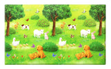 Reversible Dwinguler Playmat - Hello Europe - Large
