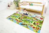 Eco Friendly Dwinguler Playmat - Hello Europe - Large
