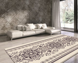 DecorSoft Modern Area Rug - Venetian Soft Mat