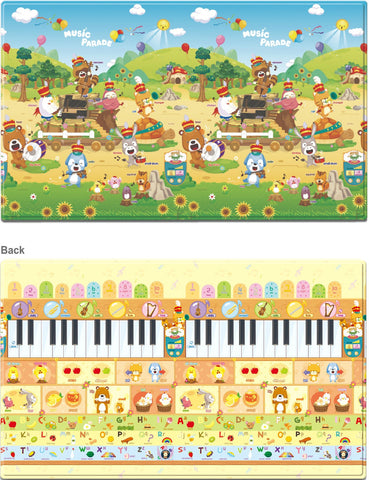 Dwinguler Sound Sensory Playmat - Music Parade