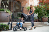 Stylish Folding Rito Stroller Trike for Kids - transforming smart tricycle for kids