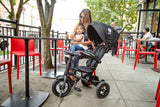 Folding Compact Rito Stroller Trike for kids - transforming smart tricycle for kids
