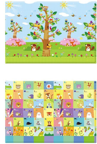 Baby Care Playmat - Birds in the Trees - Large