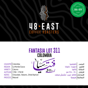 Fantasia Lot 311 | Colombia