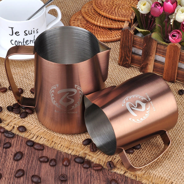 BaristaSpace Pitcher - Copper 350ml