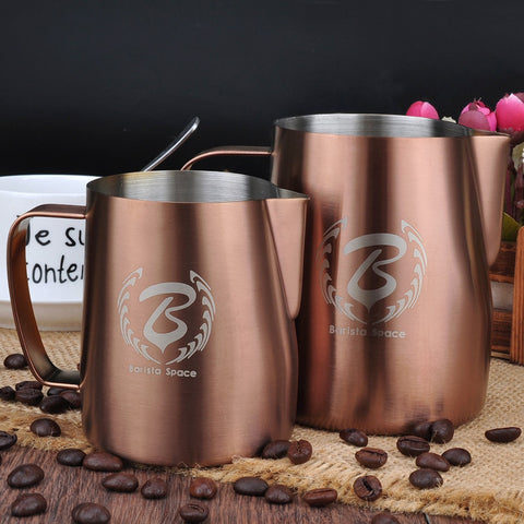 BaristaSpace Pitcher - Copper 600ml