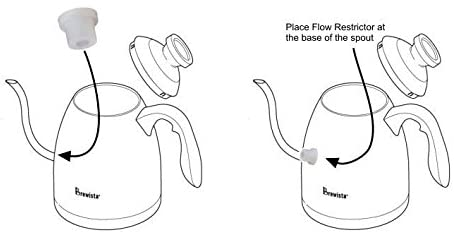 Brewista Kettle Flow Restrictor